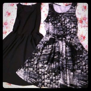 Bundle of 2 Nordstrom Lush Dress in 2 colors
